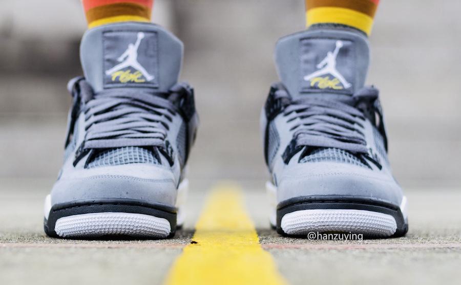 Air Jordan 4 ''Cool Grey''
