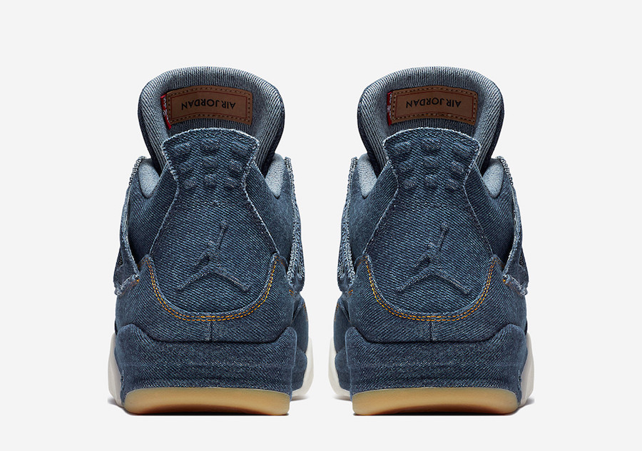 Levi's x Air Jordan 4 ''Denim''