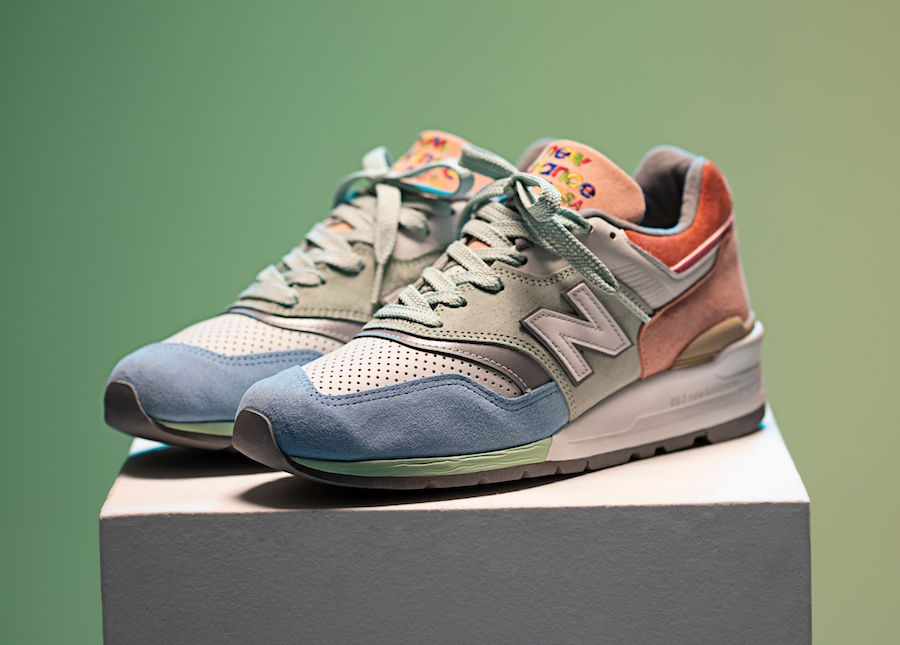 Todd Snyder x New Balance ''Love 997''