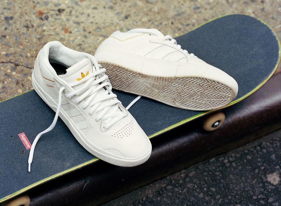 Tyshawn Jones x adidas Skateboarding