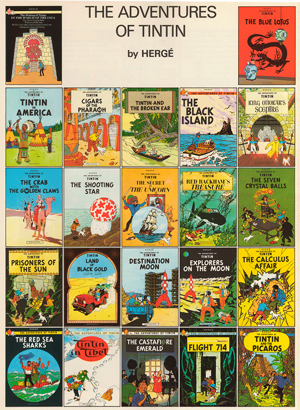 Tintin-Covers2