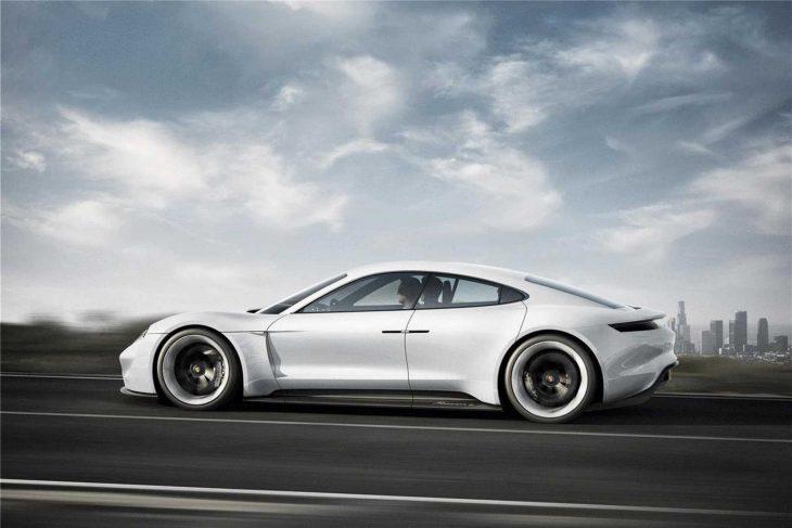 Porsche Taycan: een nieuwe naam voor Mission E
