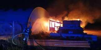 Foto: Facebook/Brandweer Amersfoort post Noord