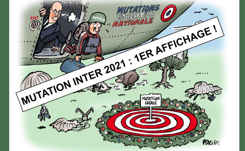 Mutation inter 2021 : Le SNEP-FSU Guadeloupe a vos côtés !