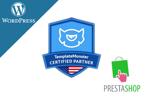Certified Partner TemplateMonster