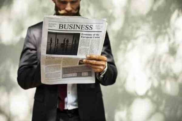 startup business website