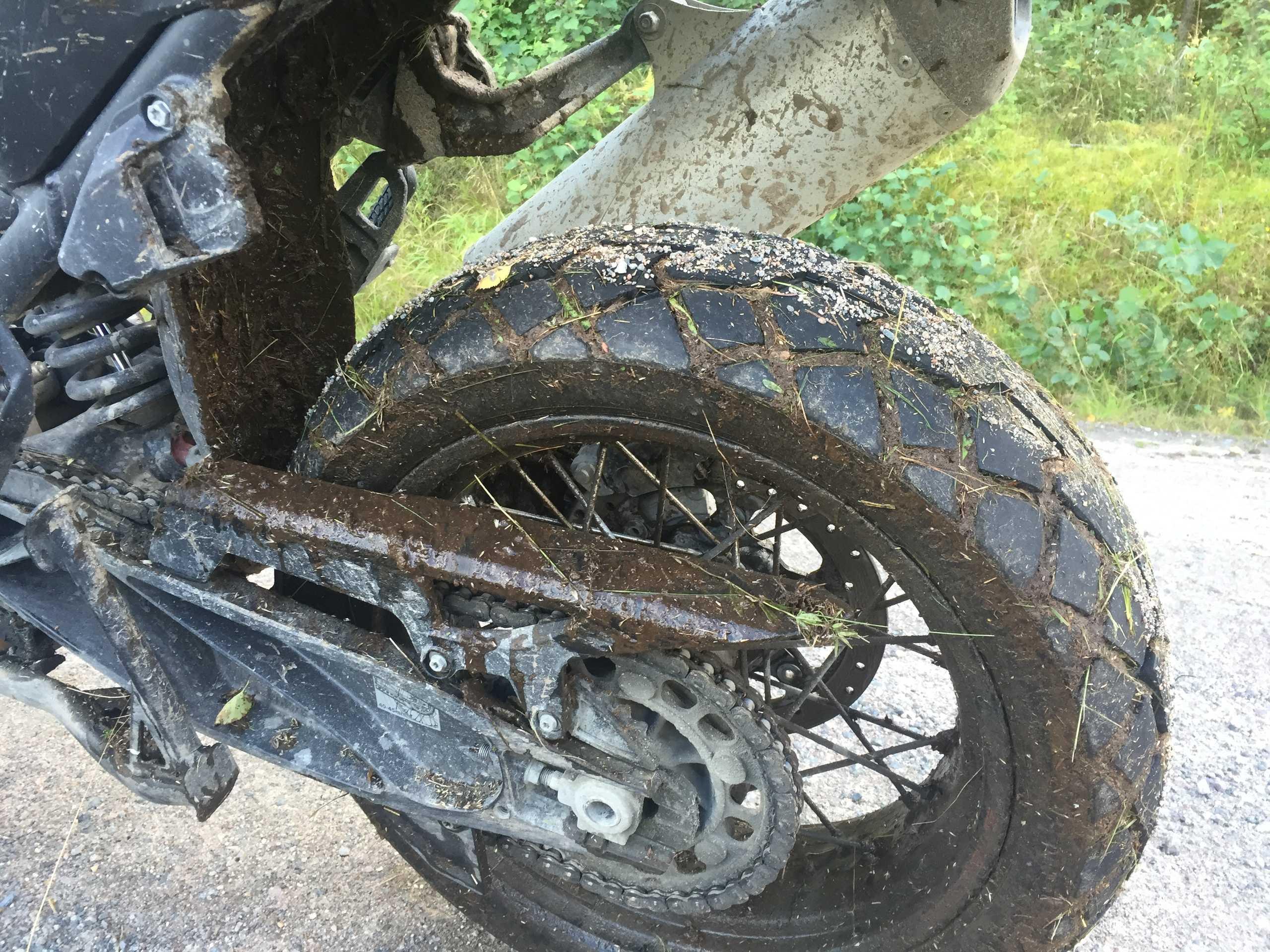 Continental TKC 70 mud