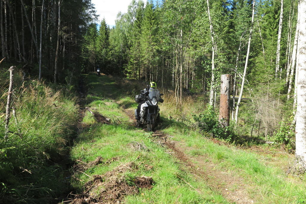 KTM 1290 Super Adventure offroad