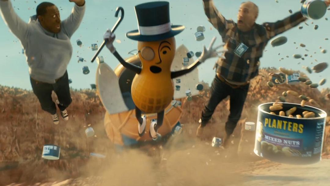 Mr. Peanuts Planters