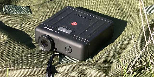 Unique Leica Lrf 1200