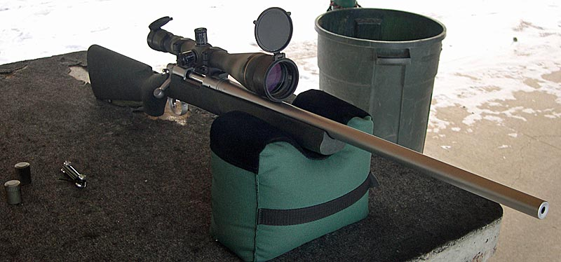 Remington 700 Milspec 5R - Sniper Central