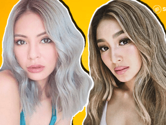 Filipino Celebrities Summer Hairstyles