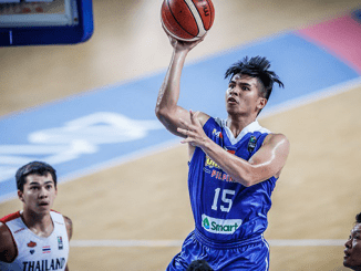 Kiefer Ravena Playing Basketball