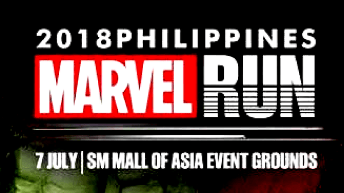 Marvel Run Philippines