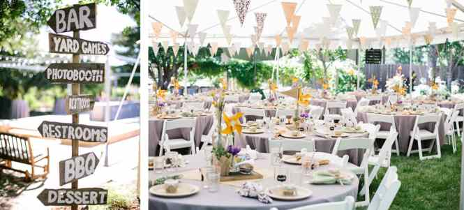 Small Backyard Wedding Best Photos Page 4 Of Cute Ideas
