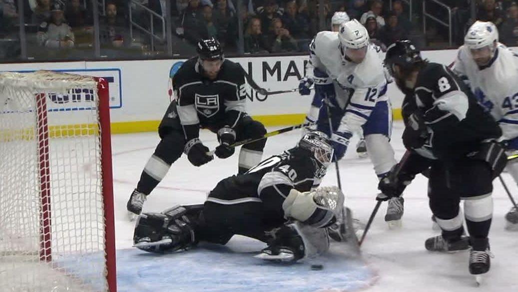 Leafs vs Kings