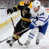Maple Leafs vs Bruins