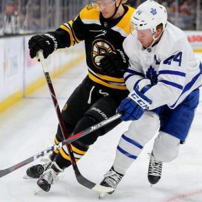 Maple Leafs vs Bruins