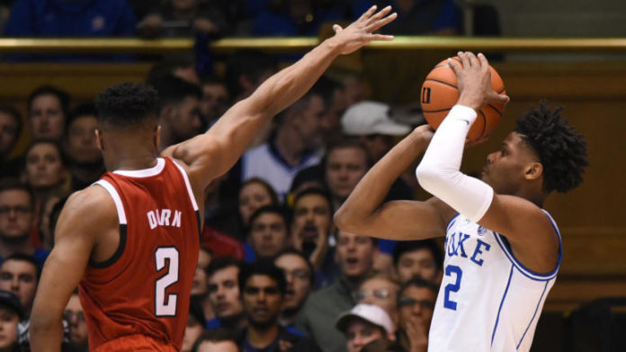Duke vs NC