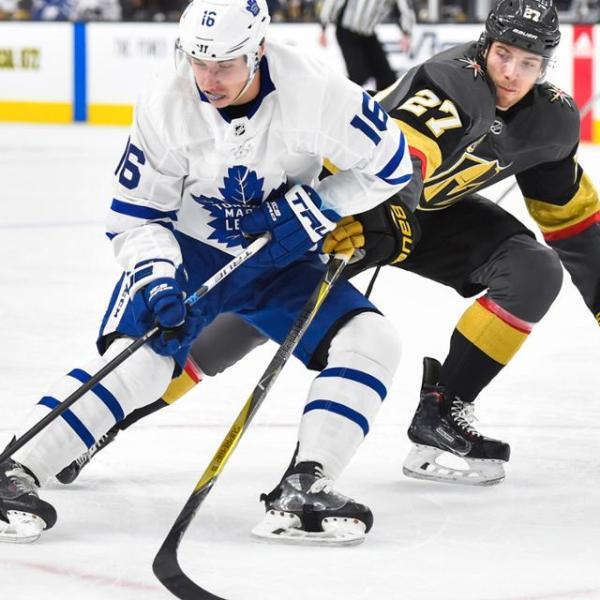 Leafs vs Golden Knights