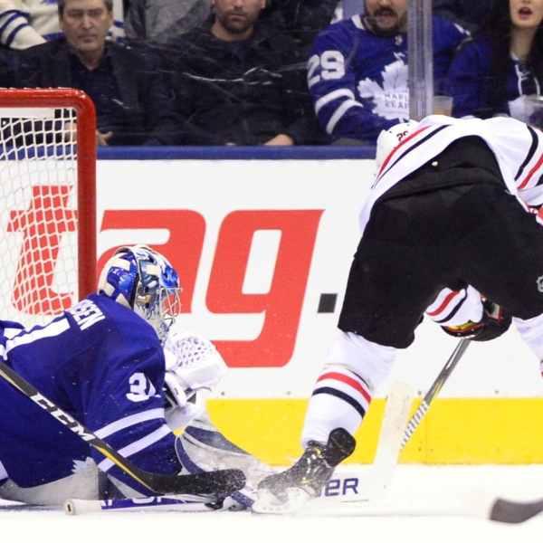 Chicago vs Leafs