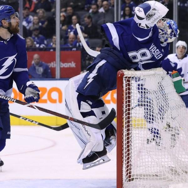 Lightning vs Leafs