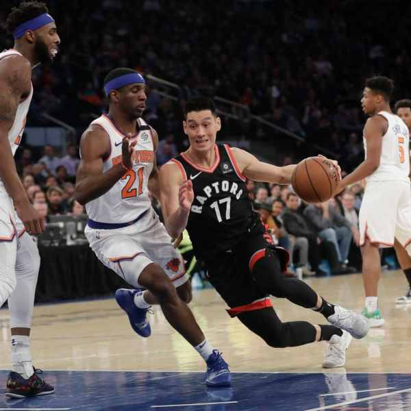 Raptors vs Knicks 2