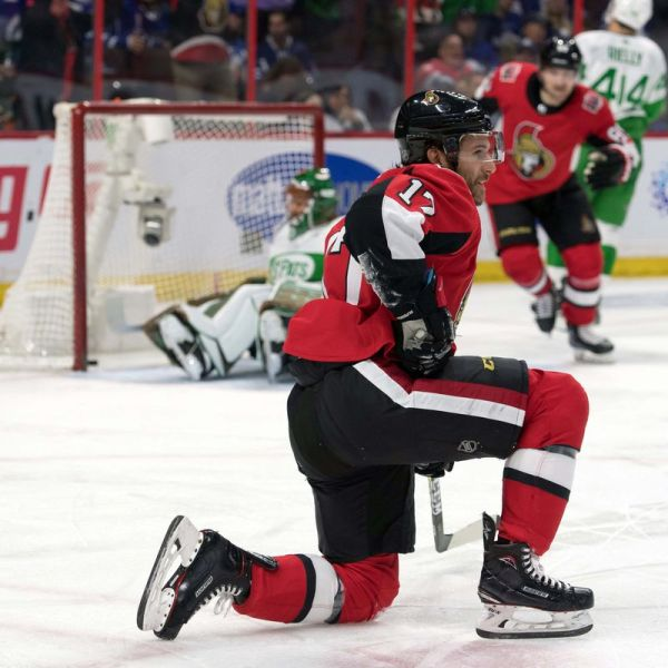 Senators vs Leafs