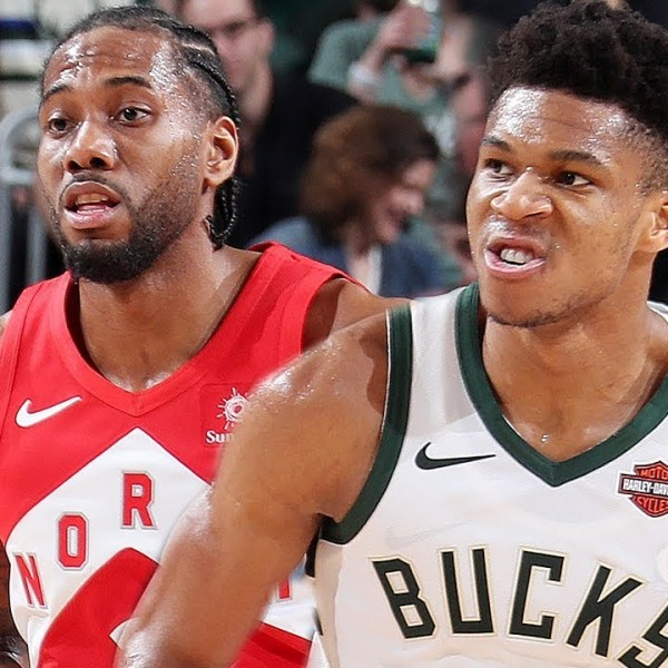 Raptors vs Bucks 5