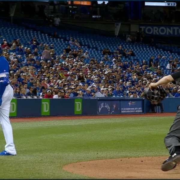 Blue Jays vs Astros