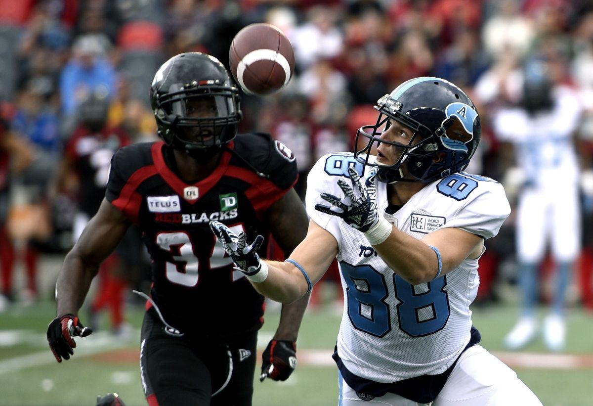Argos vs Ottawa
