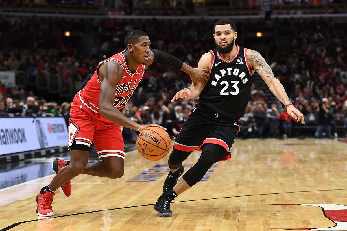 Raptors vs Bulls