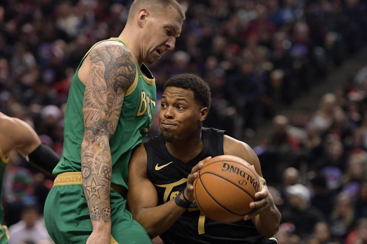 Raptors vs Celtics
