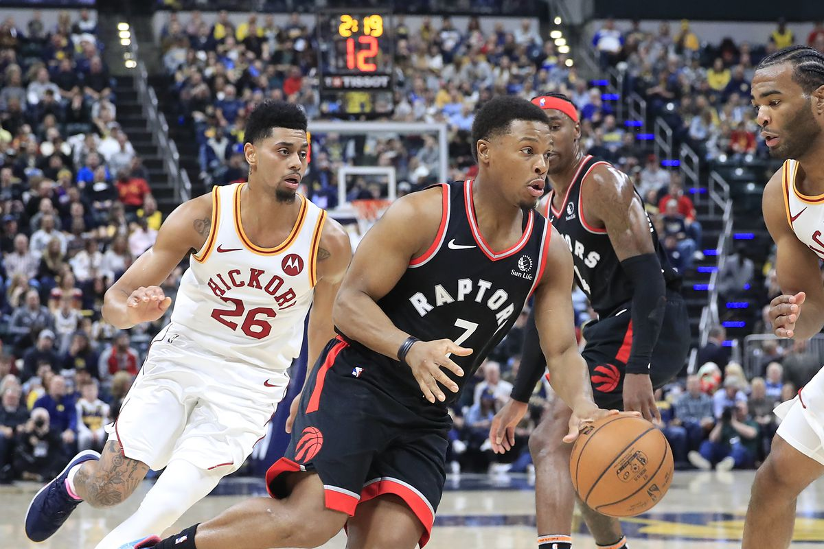 Raptors vs Pacers