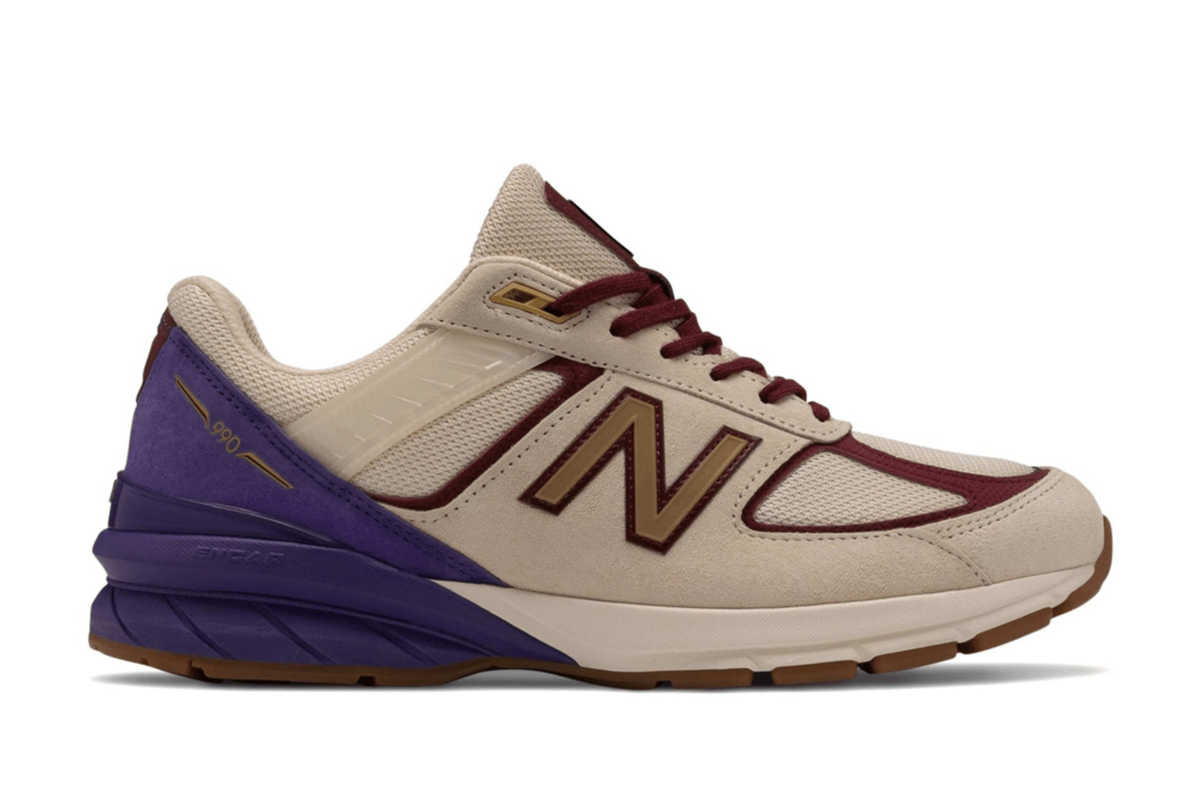 New Balance 990v5 in Black History Month special release