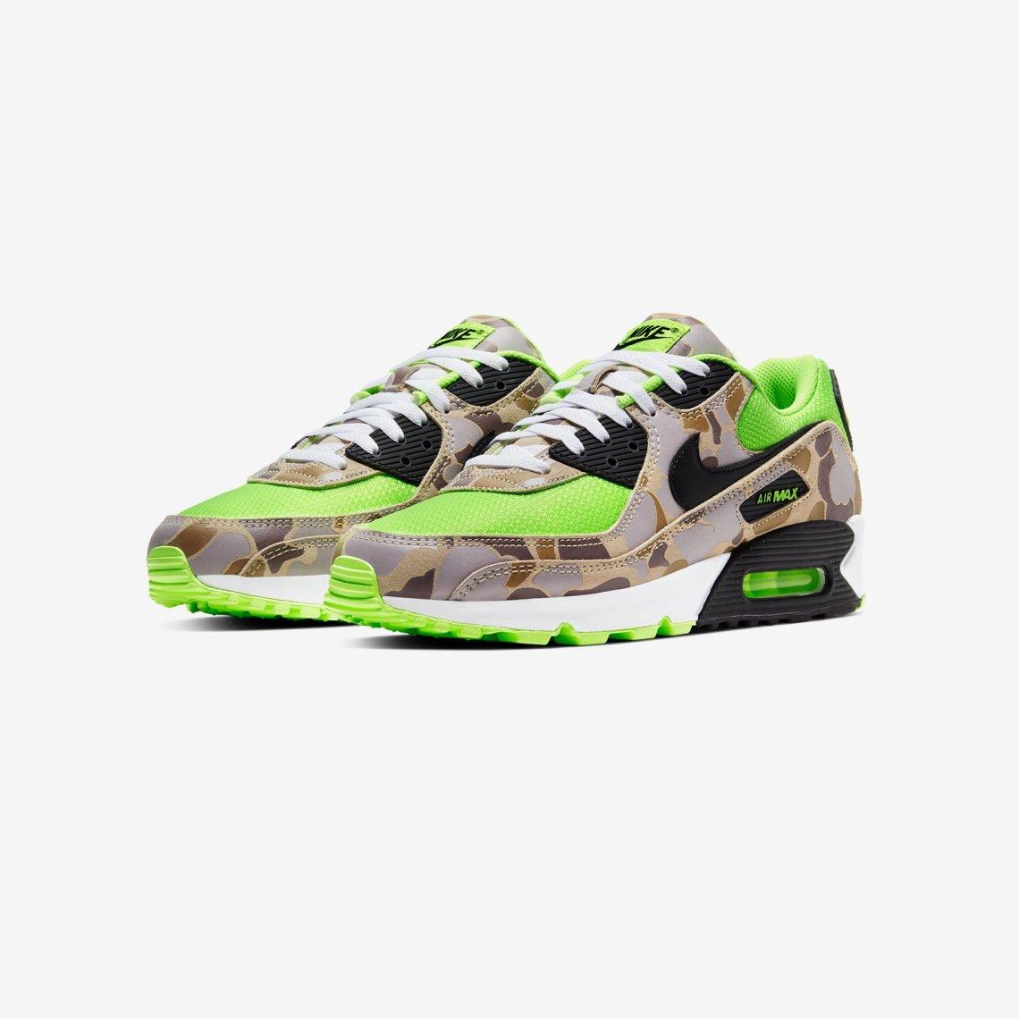 """Nike Air Max 90 """" Duck Camo Volt"""""""