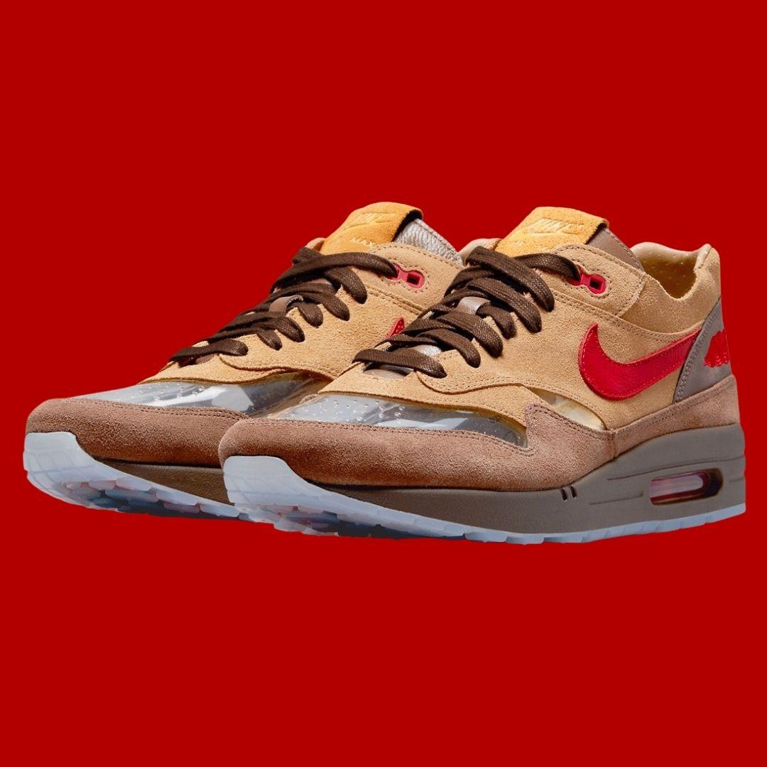CLOT x Nike Air Max 1 Cha-2