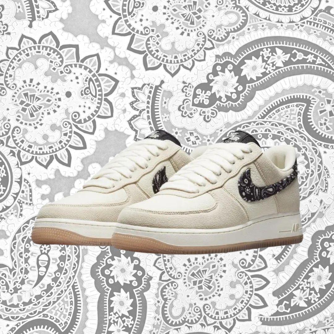 Nike Air Force 1 Paisley-2