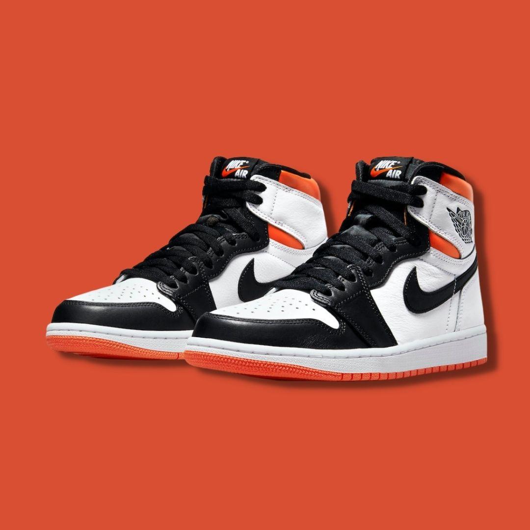 Nike Air Jordan 1 High OG Electro Orange-2