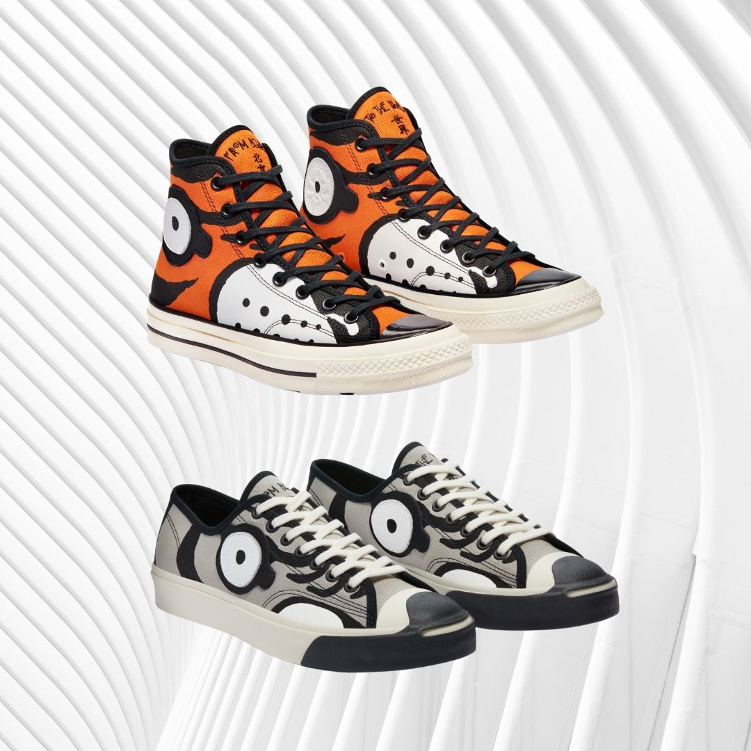 Converse Jack Purcell x SOULGOODS
