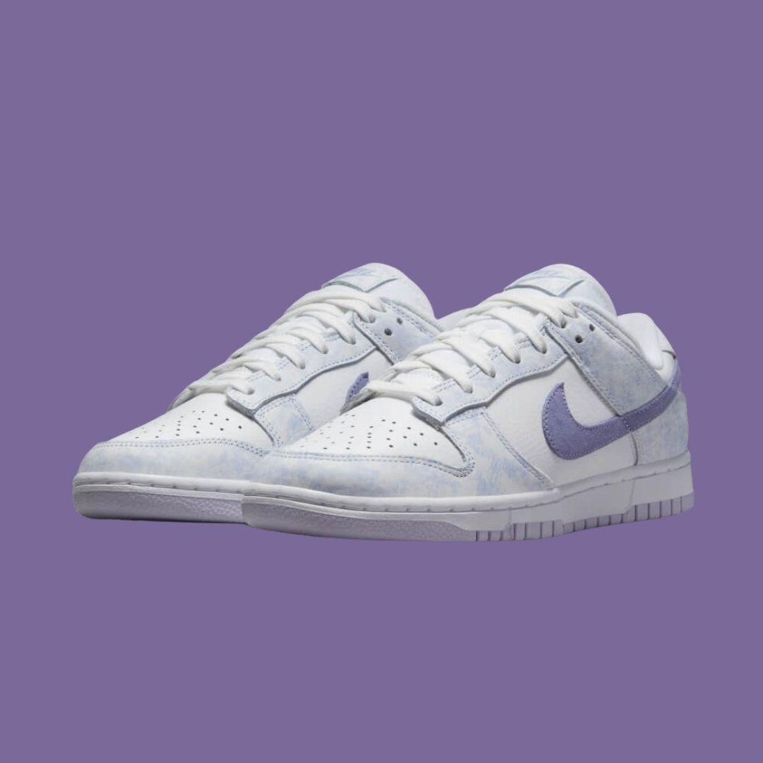 Nike Dunk Low wmns Purple Pulse-2