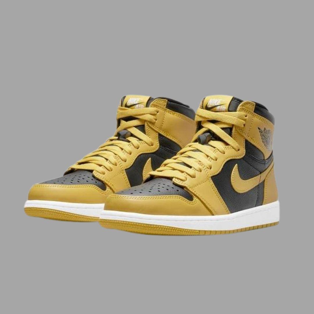 Nike Air Jordan 1 Pollen-2