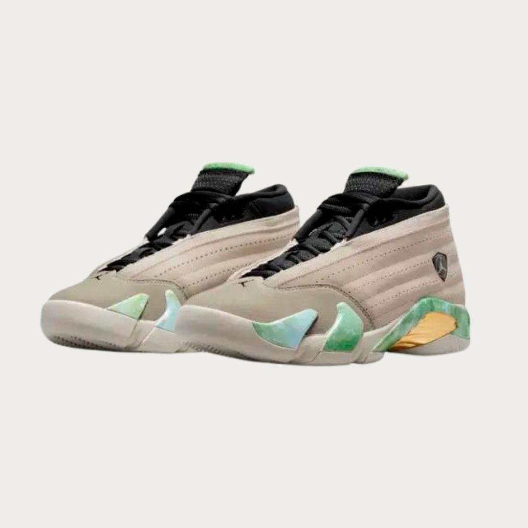 Nike Air Jordan 14 x Aleali May Fortune-2
