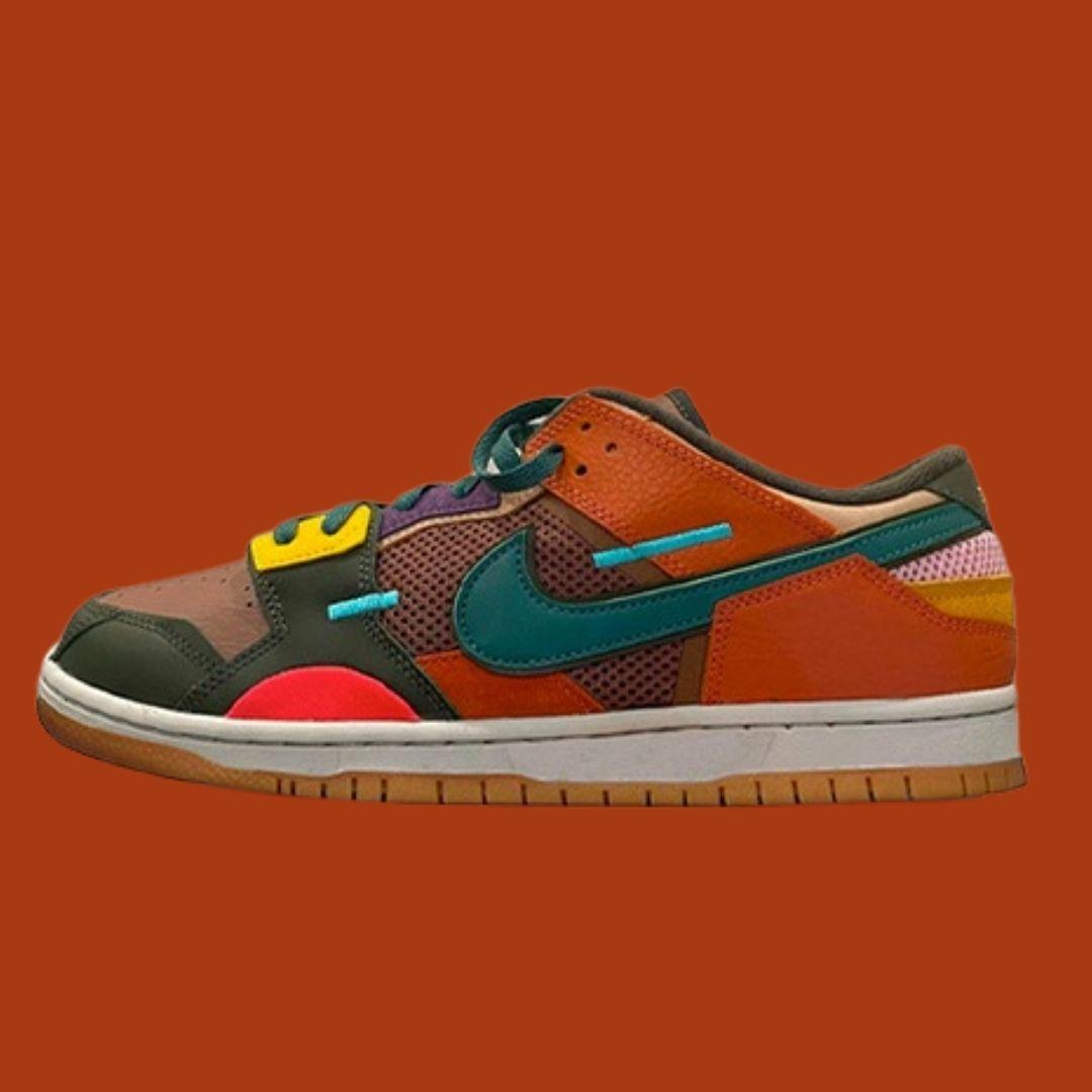 Nike Dunk Low Scrap-2