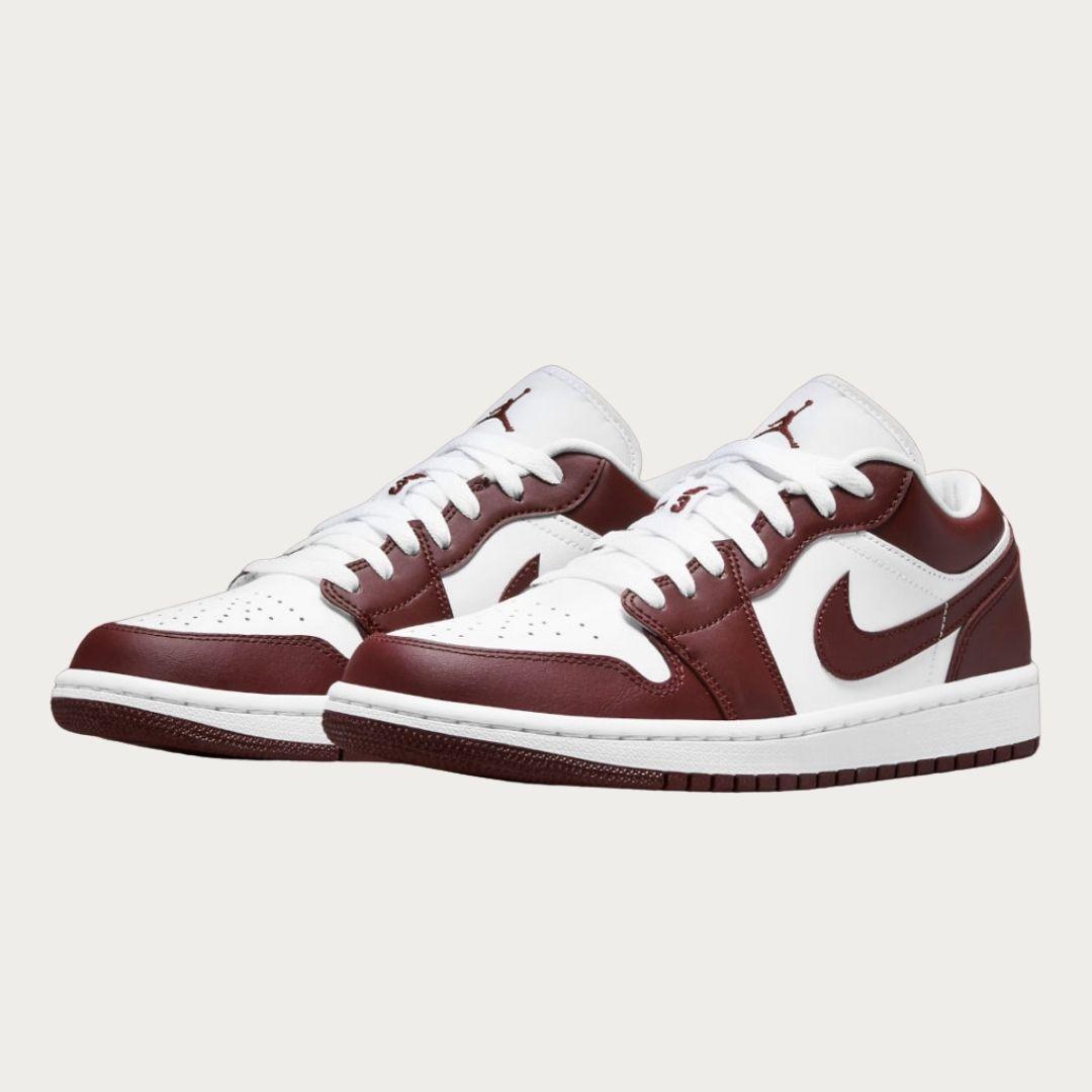 Nike WMNS Air Jordan 1 Low Team Red