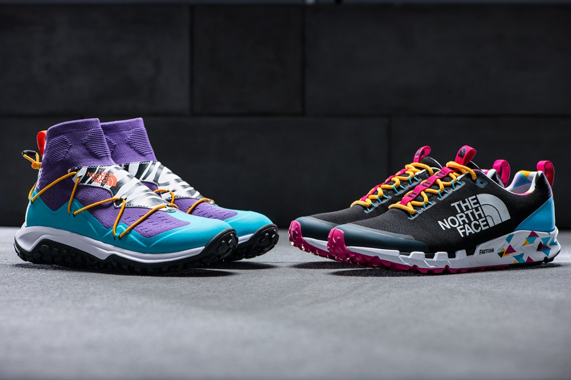 The North Face RTC Collection