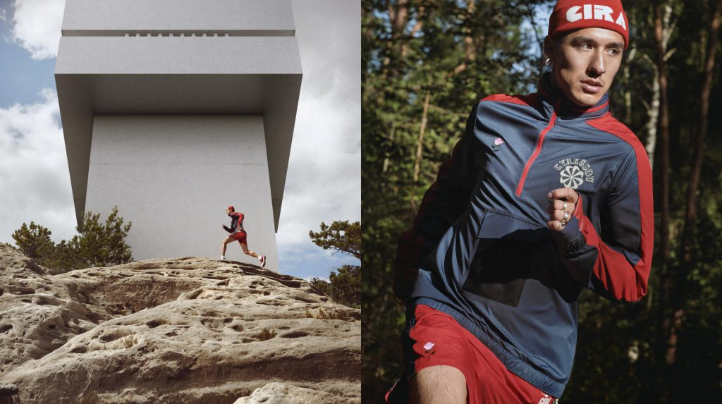 GYAKUSOU International Running Association GYAKUSOU x Nike Air Zoom Pegasus 36 Trail