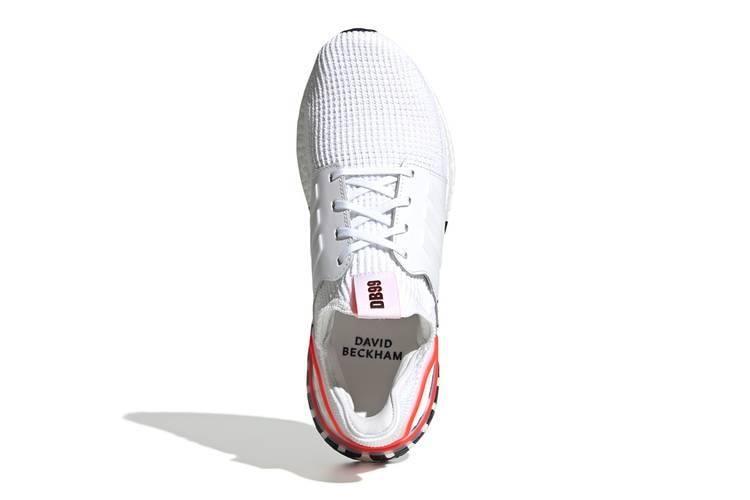"adidas Ultraboost 19 ""DB99"" รองเท้ารุ่นพิเศษของ Devid Beckham"
