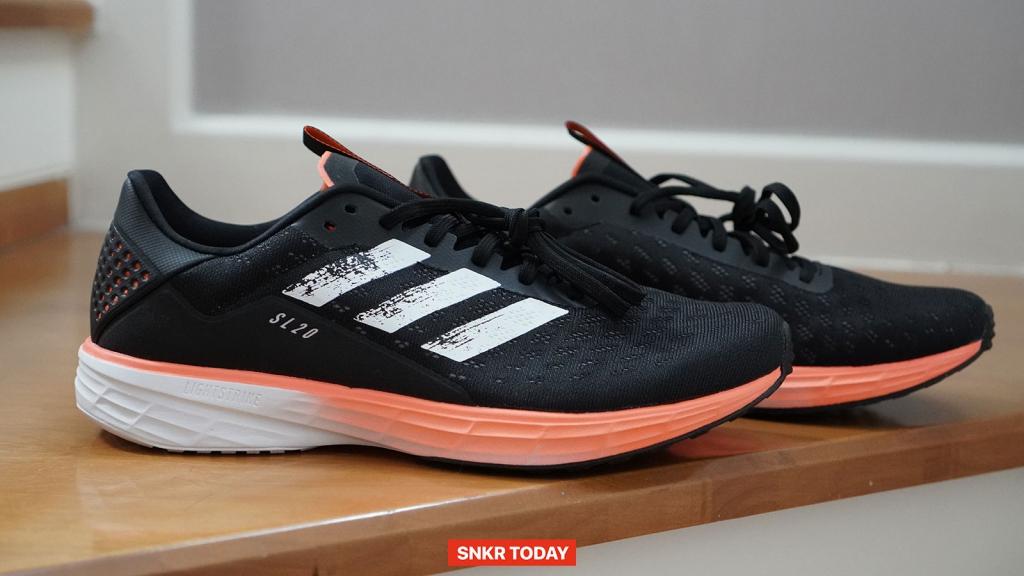 แกะกล่อง พรีวิว adidas SL20 ราคา 4,000 บาท
