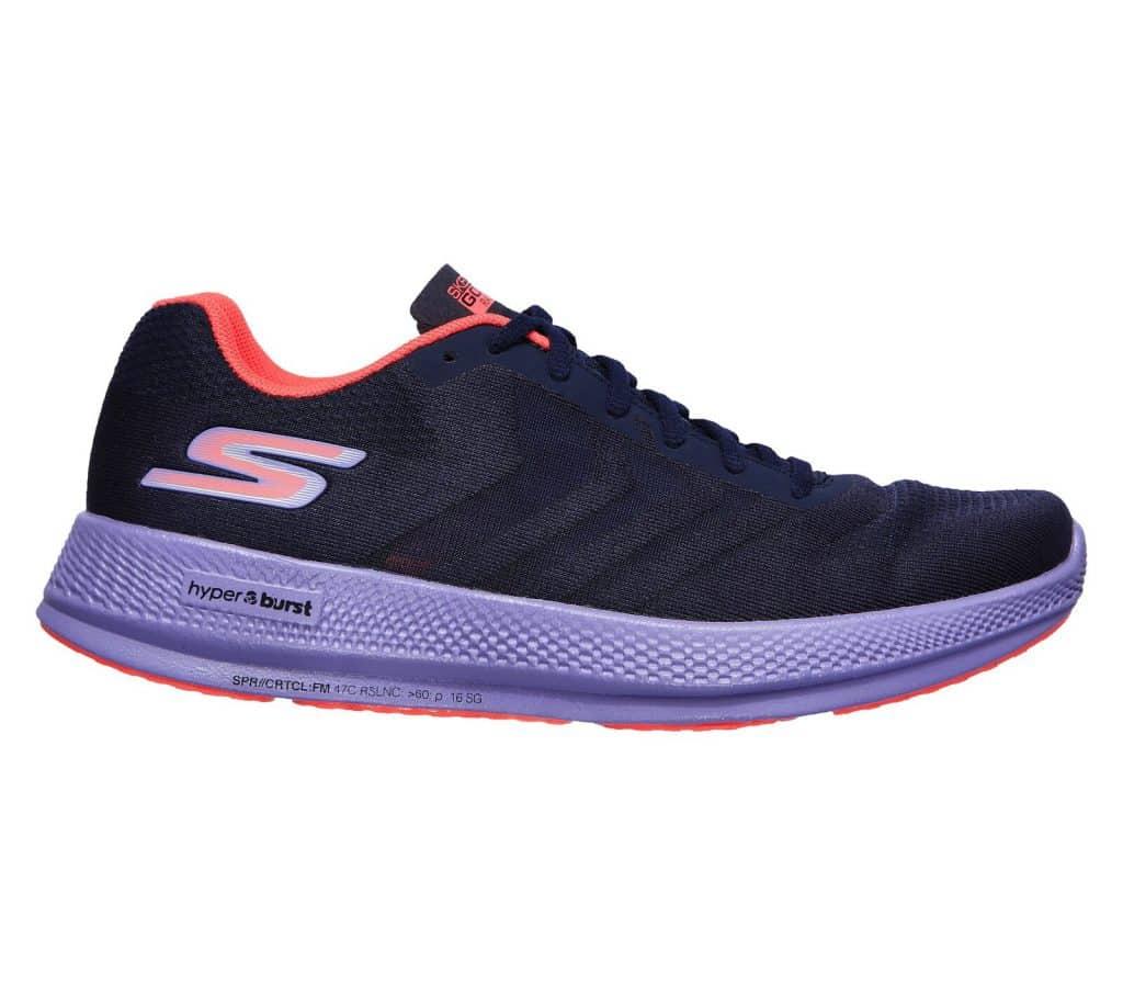 Skechers GOrun Razor + รองเท้าวิ่งทำความเร็วรุ่นต่อยอดจาก Razor 3